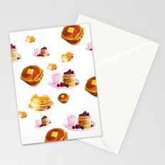 Pancakes! Stationery Cards