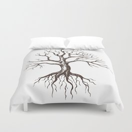 Bare tree Duvet Cover