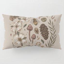 Nature Walks (Light Background) Pillow Sham
