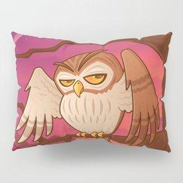 Mister Owley Pillow Sham