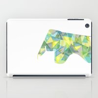 eames iPad Cases featuring Eames Elephant by Melissa Nocero