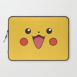 Pika Face Laptop Sleeve