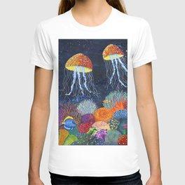 Sealife and Jellyfish T-shirt