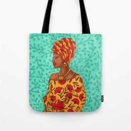 Luisa. Beautiful woman collection Tote Bag