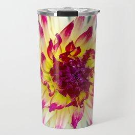 Dahlia / In The Garden / 10 Travel Mug