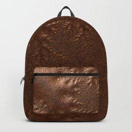 Burnished  Copper Backpack