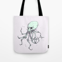 Skellingpus Tote Bag