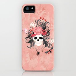 Fascination with the Morbs iPhone Case