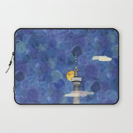 Starry Night over Skytree Tokyo Laptop Sleeve