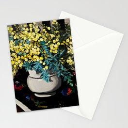 """Wattle"" by Margaret Preston Stationery Cards"