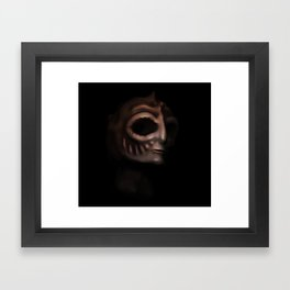 Alien Framed Art Print
