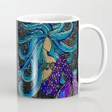 Blue Mermaid Mug