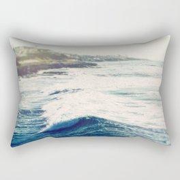 California Waters Rectangular Pillow