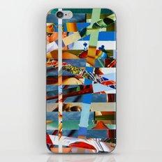 Michael (stripes 9) iPhone & iPod Skin