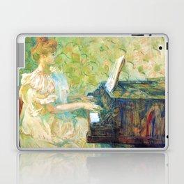 "Henri de Toulouse-Lautrec ""Misia Sert"" Laptop & iPad Skin"