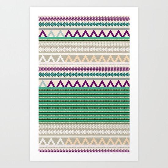 XELA Art Print