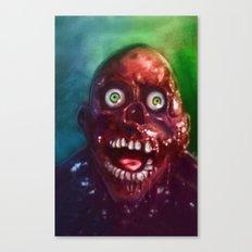 Tarman Canvas Print