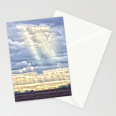 Countryside Rays of Light Stationery Cards