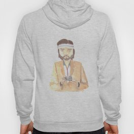 Richie Tenenbaum Watercolor Hoody