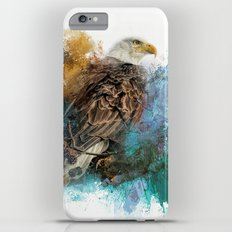 Expressions Bald Eagle Slim Case iPhone 6s Plus