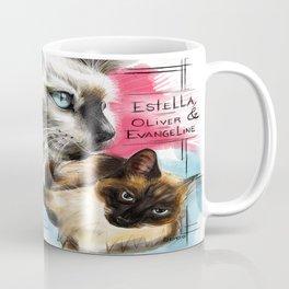 Estella, Oliver & Evangeline Coffee Mug