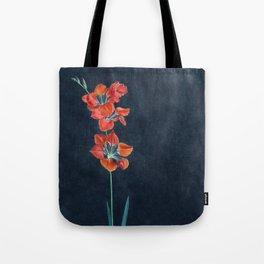 Gash Gold Vermilion Tote Bag