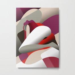 Solitudine Metal Print