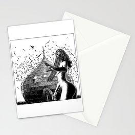 asc 504 - Le saint des saints (The holy of holies) Stationery Cards