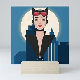 DC Universe | Gotham City Sirens – Catwoman Mini Art Print