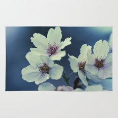 Blossoming - Beautiful Spring Blooms Rug