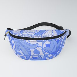 Blue and White Delft Fanny Pack
