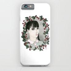 Raspberry Portrait Slim Case iPhone 6s