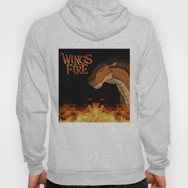 wings of fire clay Hoody