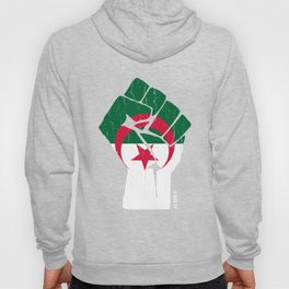 Team Algeria Flag T-Shirt Hoody