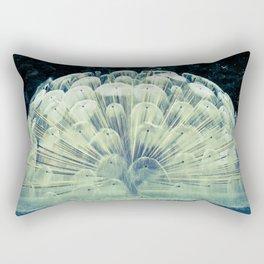 Fountain in Oslo Rectangular Pillow
