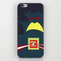 buzz lightyear iPhone & iPod Skins featuring TL Series- Buzz Lightyear Astro Blasters by Minimalist Magic - Art by Tony Sherg