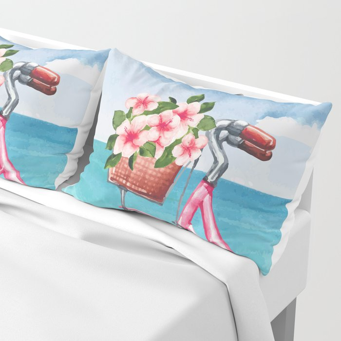 Summer is coming Pillow Sham