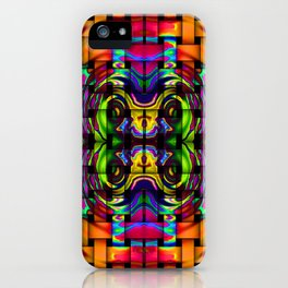 COLORFUL 66.1 iPhone Case
