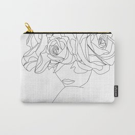rosy thoughts Carry-All Pouch