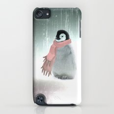 LITTLE PENGUIN WITH SCARF  Slim Case iPod touch