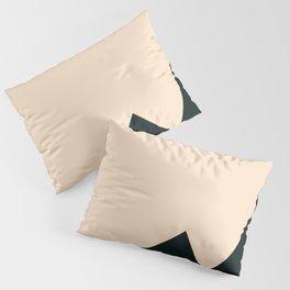 3- d light and dark Pillow Sham