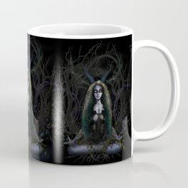 Earth Witch - Elements Collection Coffee Mug