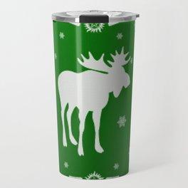 Supernatural Sam Holiday Sweater Travel Mug