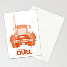 Steven Spielberg's DUEL Stationery Cards