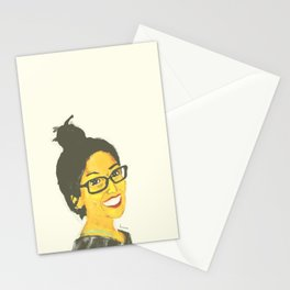 Kerby #facesilove Stationery Cards