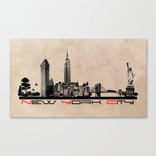 New York skyline by jbjart