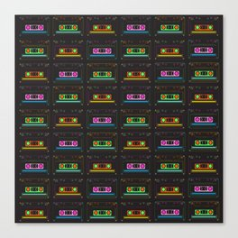Neon Mix Volume 1 Canvas Print