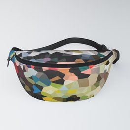 Beautiful Mountains Japan Love Fanny Pack
