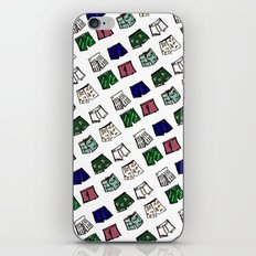 karleken iPhone & iPod Skin