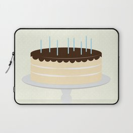Cream Cake // Pink + Mint Laptop Sleeve